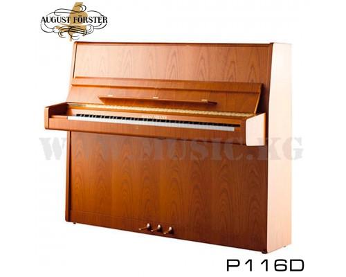Акустическое фортепиано August Förster 116D