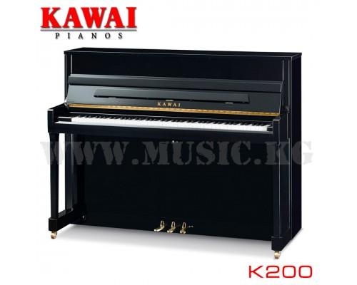 Акустическое фортепиано KAWAI K200