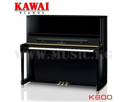 Акустическое фортепиано KAWAI K600