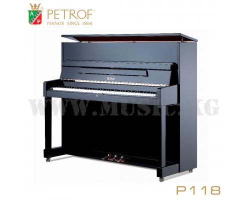 Акустическое фортепиано Petrof P118
