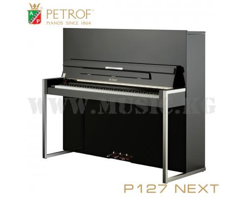 Акустическое фортепиано Petrof P127 Next