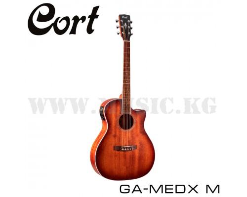 Электроакустическая гитара Cort GA-MEDX M