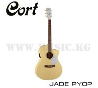 Электроакустическая гитара Cort Jade PYOP