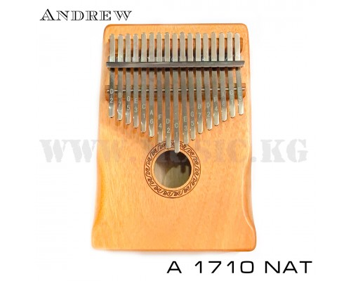 Калимба Andrew A 1710 Nat