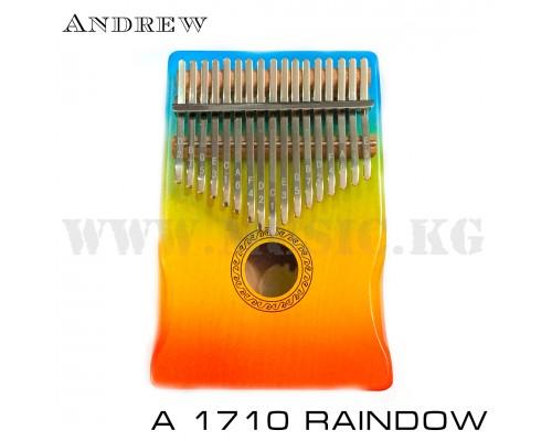 Калимба Andrew A 1710 Rainbow
