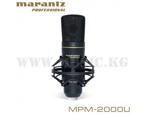 USB-микрофон MARANTZ MPM-2000U