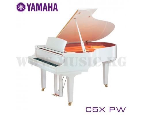 Акустический рояль Yamaha C5X PW