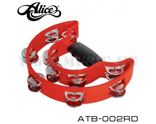 Тамбурин Alice ATB-002 Red