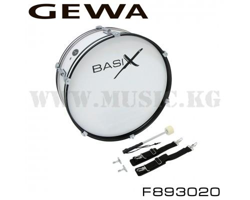 Маршевый бас барабан Gewa F893020