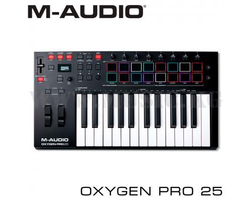 Midi-клавиатура M-Audio Oxygen Pro 25