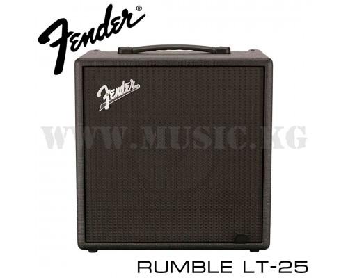 Комбоусилитель для бас-гитары Fender Rumble LT-25