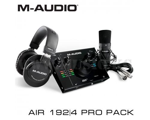 Комплект M-AUDIO AIR 192 | 4 Vocal Studio Pro