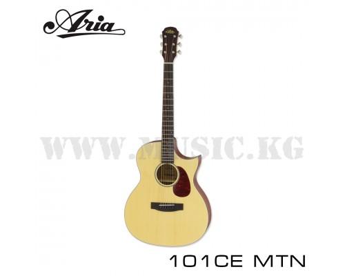 Электроакустическая гитара ARIA-101CE MTN