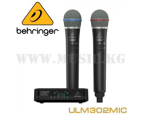 Радиосистема BEHRINGER ULM302MIC