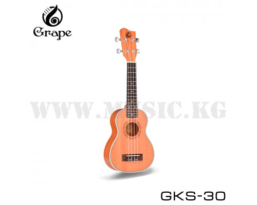 Укулеле сопрано Grape GKS-30