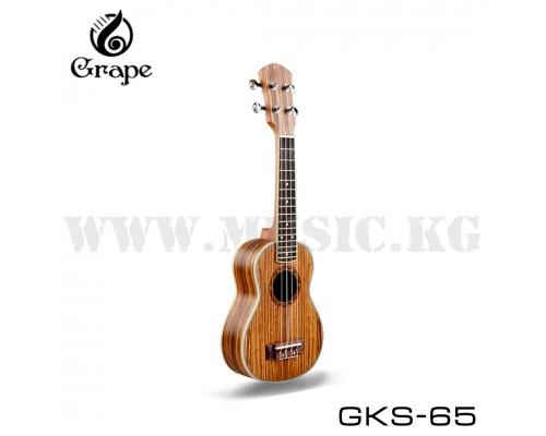 Укулеле сопрано Grape GKS-65