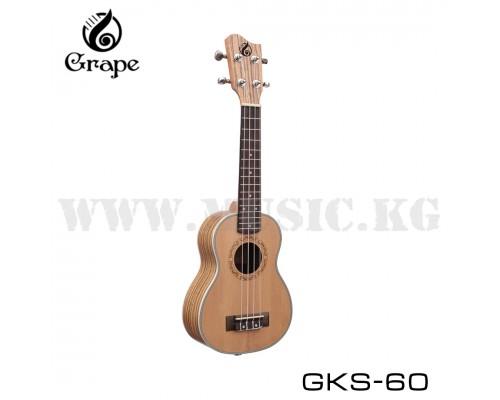Укулеле сопрано Grape GKS-60