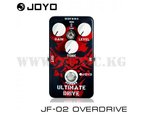 Педаль JOYO JF-02 Ultimate Drive