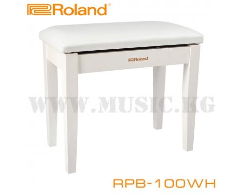 Банкетка Roland RPB-100WH