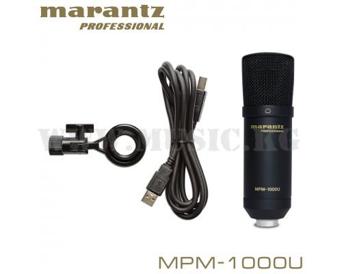 USB-микрофон Marantz MPM-1000U