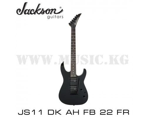 Электрогитара JACKSON JS11 DK AH FB 22 Fr BLK
