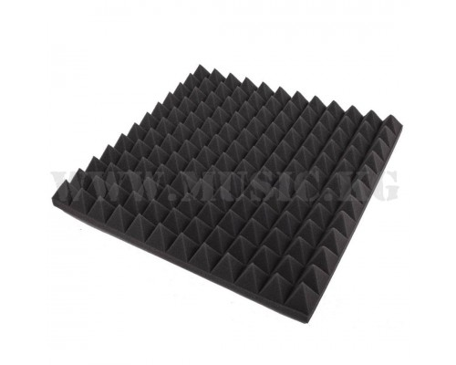 Акустический поролон Пирамида 30 (лист)