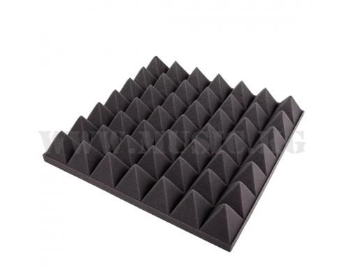 Акустический поролон Пирамида 50 (лист)