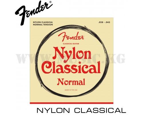 Fender Nylon Classic Normal