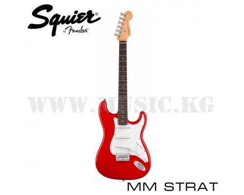 Электрогитара Fender Squier MM STRAT RED