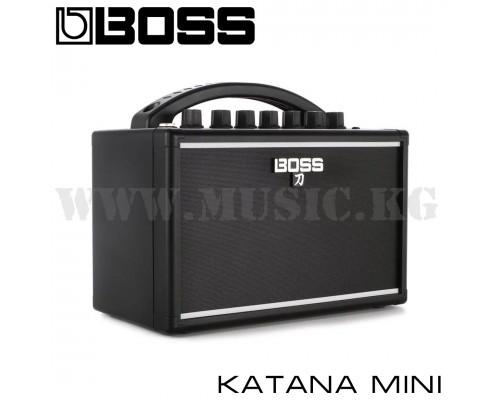 Комбоусилитель для электрогитары Boss Katana-Mini