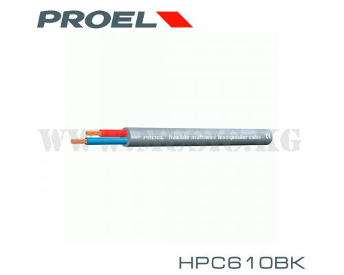 Сигнальный кабель Proel HPC610BK