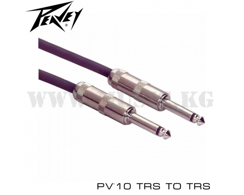 Коммутационный кабель PV'10 TRS to TRS (3м)
