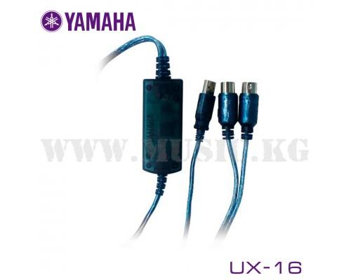 Интерфейсный кабель YAMAHA UX-16