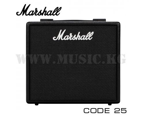 Комбоусилитель для электрогитары Marshall Code 25