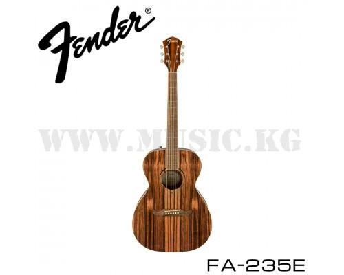 Электроакустическая гитара FENDER FA-235E STRIPED EBONY FSR LR