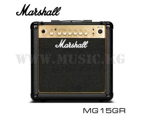Комбоусилитель для электрогитары Marshall MG15GR