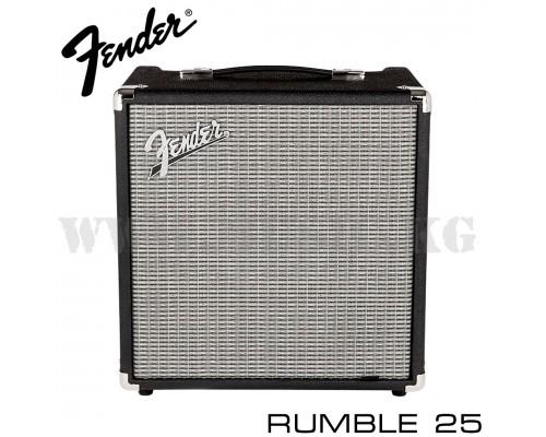 Комбоусилитель для бас-гитары Fender Rumble 25W