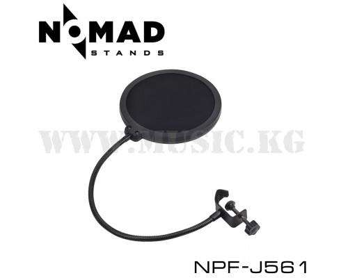Поп-фильтр Nomad NPF-J561
