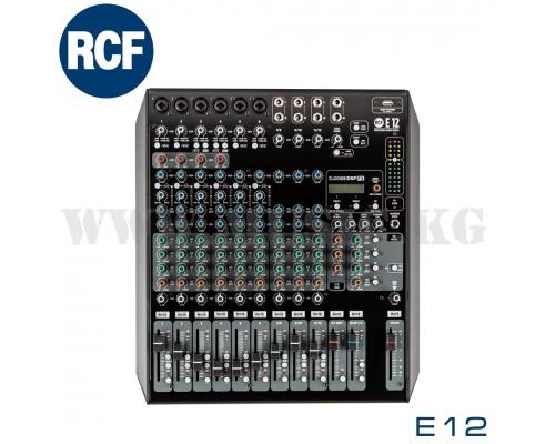 Микшерный пульт RCF E12