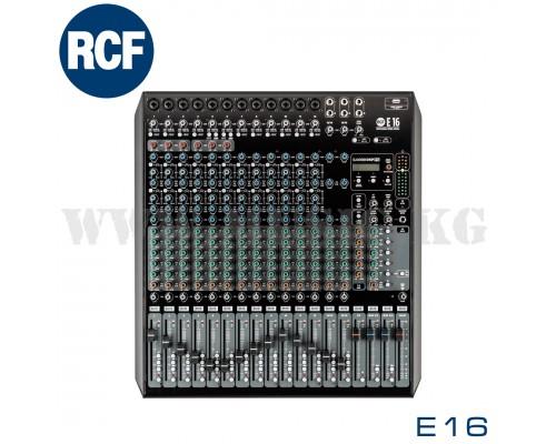 Микшерный пульт RCF E16