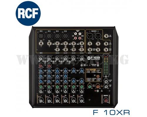 Микшерный пульт RCF F 10XR