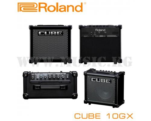 Комбоусилитель для электрогитары Roland CUBE 10GX