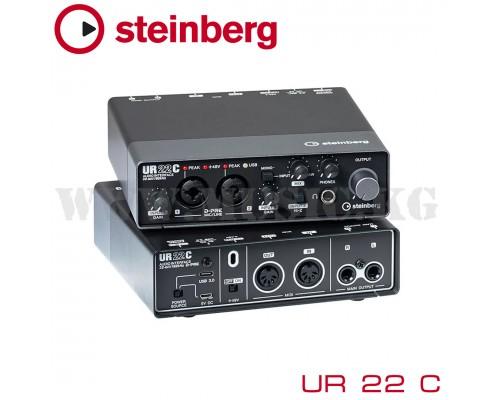 Звуковая карта Steinberg UR22C