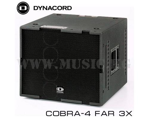 Пассивная акустическая система Dynacord Cobra-4 FAR 3X