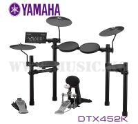 Цифровая ударная установка Yamaha DTX452K