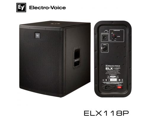 Активный сабвуфер Electrovoice ELX118P