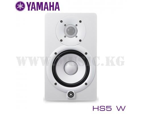 Студийные мониторы Yamaha HS5 W
