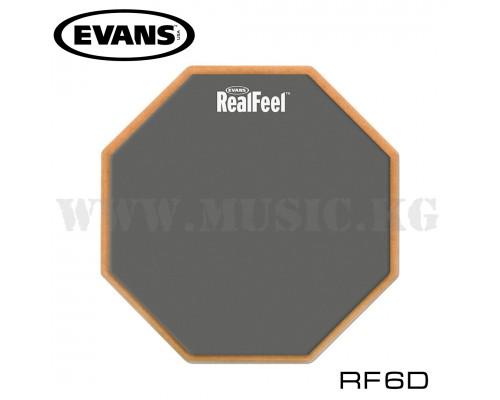 Тренировочный пэд Evans RF6D