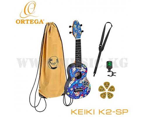 Укулеле сопрано Ortega Keiki K2-SP