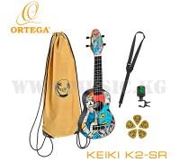Укулеле сопрано Ortega Keiki K2-SR